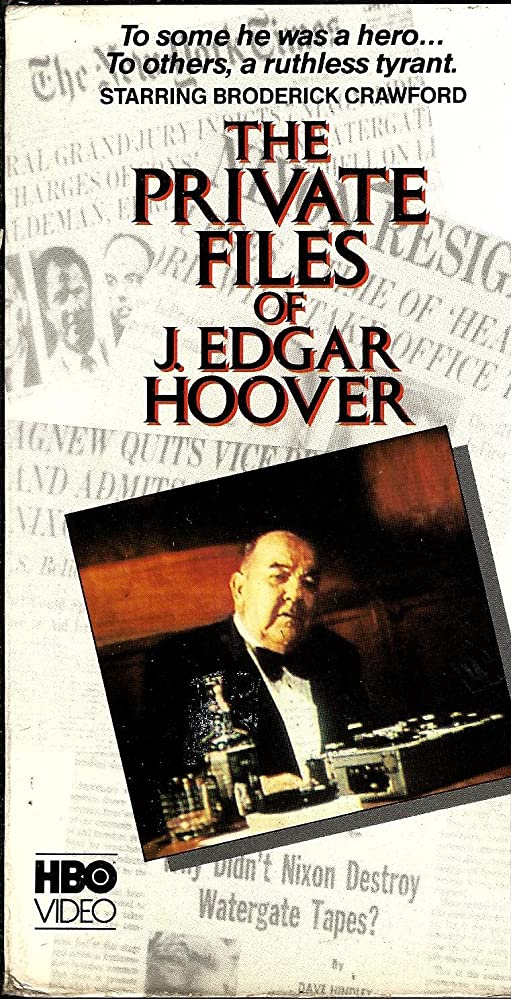 The Private Files of J. Edgar Hoover (1977)