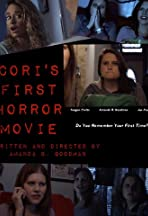 Cori's First Horror Movie