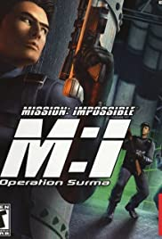 Mission: Impossible - Operation Surma Poster