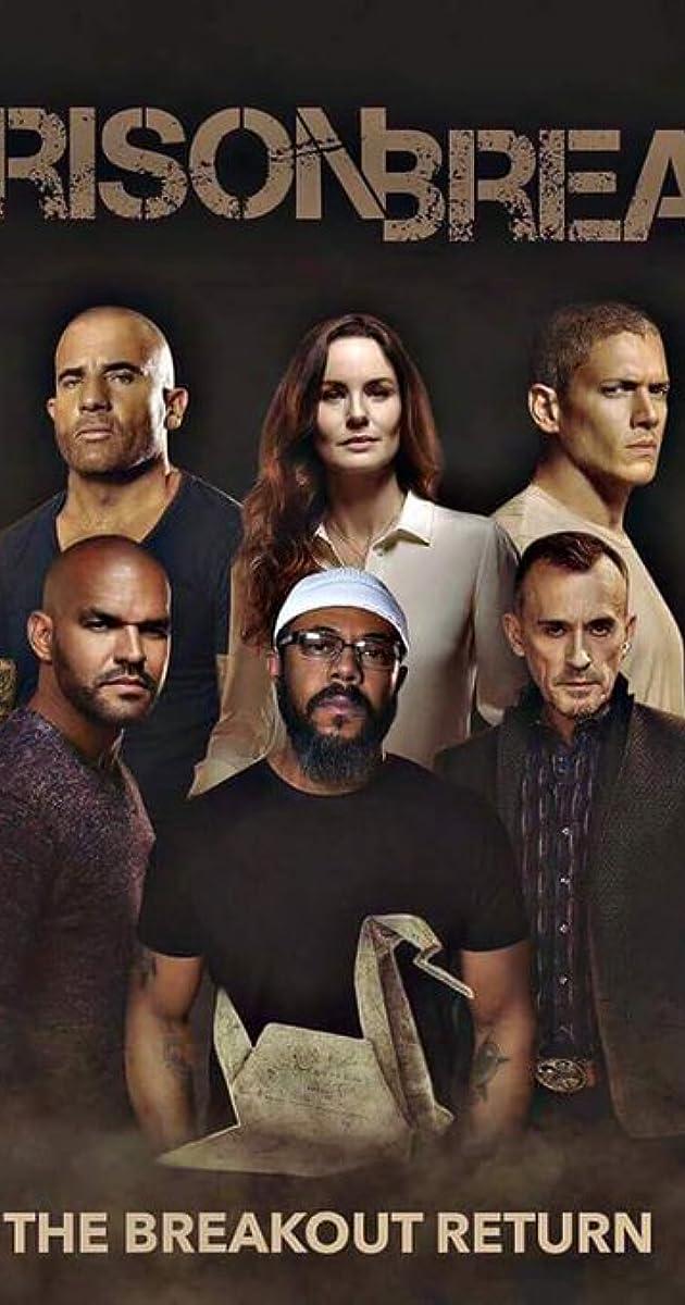 Resurrection Prison Break Tv Short 2017 Imdb