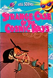 The Strange Case of the Cosmic Rays Poster