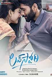 Love Story (2020) HDRip telugu Full Movie Watch Online Free MovieRulz