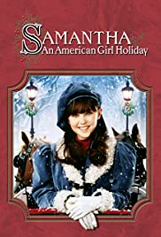 An American Girl Holiday Poster