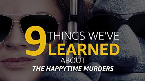 9 Things We Learned About 'The Happytime Murders'