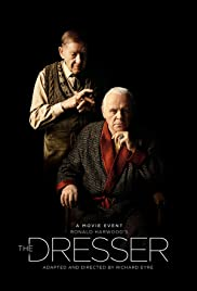 The Dresser Poster