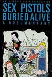 Sex Pistols: Buried Alive Poster