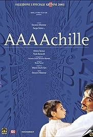 A.A.A. Achille Poster