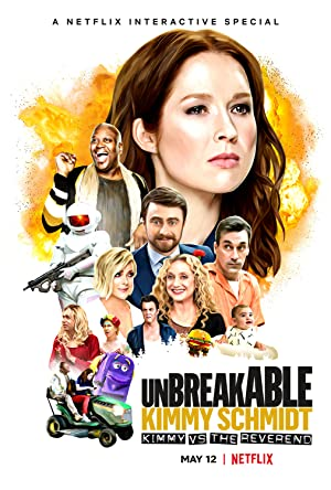 Unbreakable Kimmy Schmidt: Kimmy vs the Reverend poster