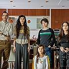 Hana Kashaf, Tony Ali, Joey Nijem, and Amani Ibrahim in Hysteria (2022)