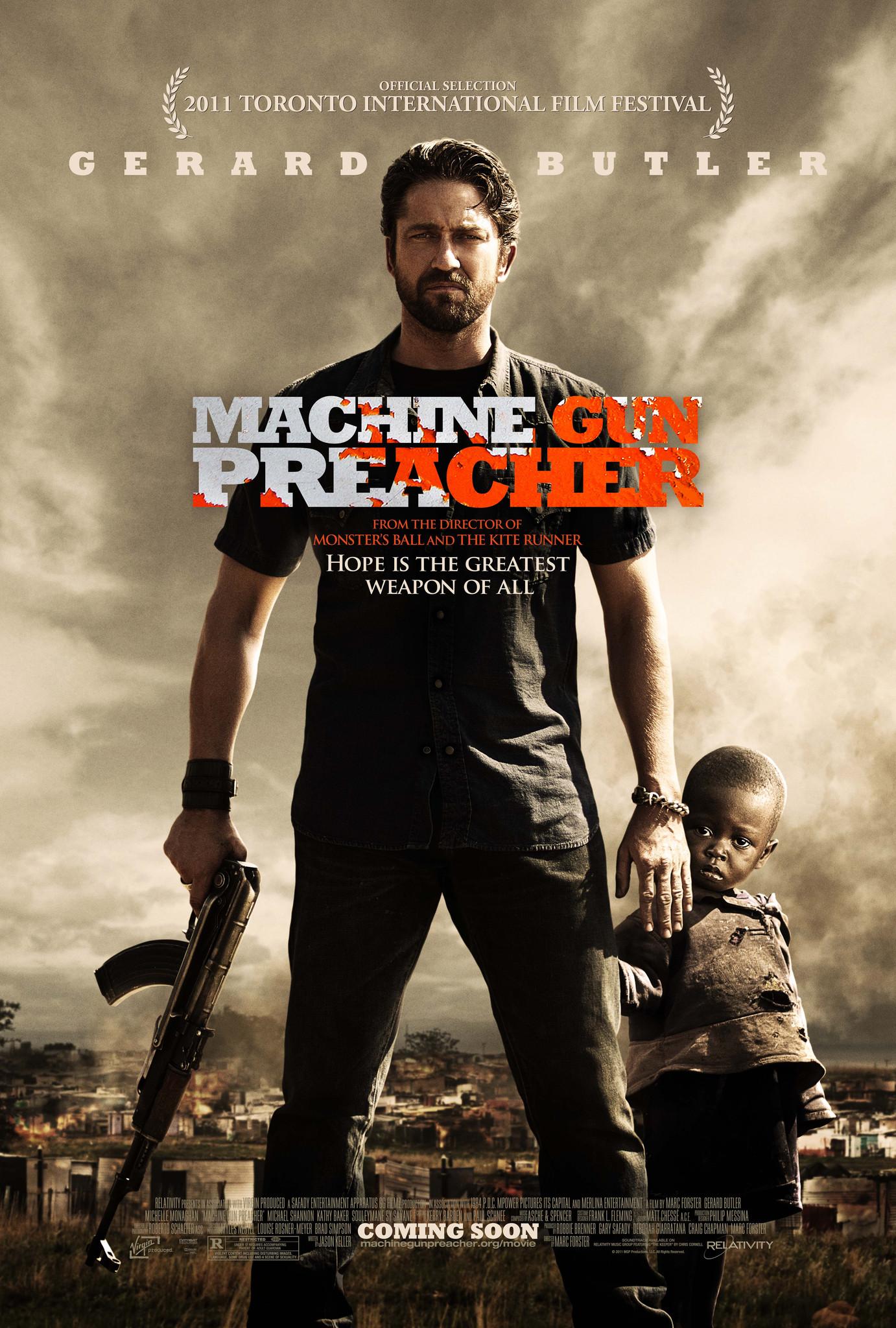Machine Gun Preacher 2011 BluRay 1080p DTS-HD MA5.1 x265 10bit-BeiTai screenshots