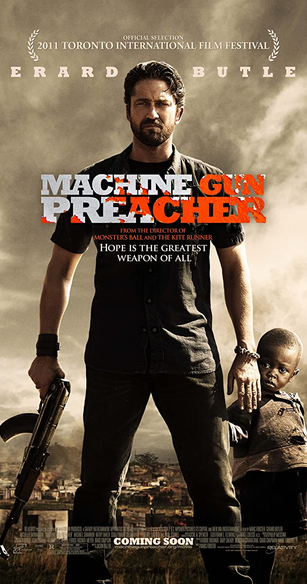 Subtitle of Machine Gun Preacher