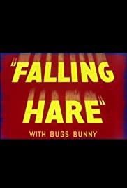 Falling Hare Poster