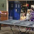 Kaley Cuoco, Simon Helberg, Melissa Rauch, and Kunal Nayyar in The Big Bang Theory (2007)
