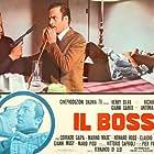 Alfredo Ciarpelloni, Gianni Garko, Antonia Santilli, and Henry Silva in Il boss (1973)
