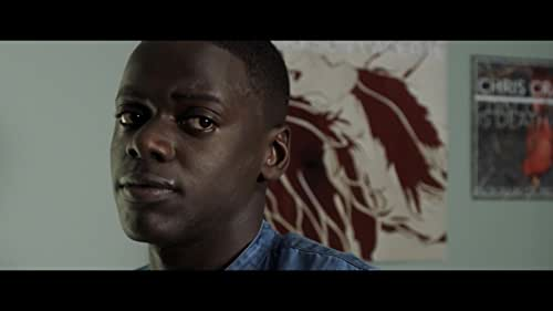When a young African-American man visits his white girlfriend's family estate, he becomes ensnared in a more sinister real reason for the invitation.