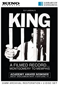Primary photo for King: A Filmed Record... Montgomery to Memphis