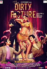 Naseeruddin Shah, Tusshar Kapoor, Emraan Hashmi, and Vidya Balan in The Dirty Picture (2011)