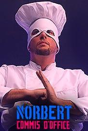 Norbert vs Wrestling Cooks Poster