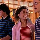 Olesya Rulin and Joey Zimmerman in Halloweentown High (2004)
