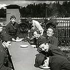 Nils Poppe in Soldat Bom (1948)