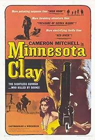 Minnesota Clay (1964) Poster - Movie Forum, Cast, Reviews