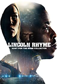 Russell Hornsby and Arielle Kebbel in Lincoln Rhyme: Hunt for the Bone Collector (2020)