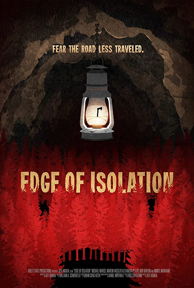 Image Edge of Isolation (2018) Full Movie Watch Online HD Print Free Download