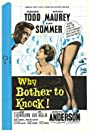 Why Bother to Knock (1961) Poster