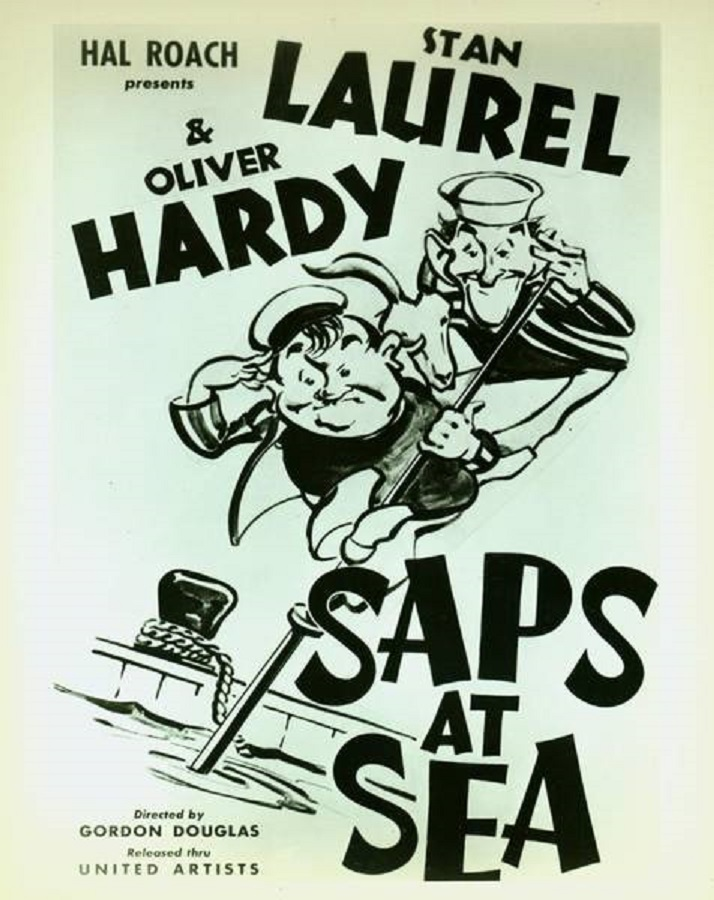 Saps at Sea (1940) DVDRip
