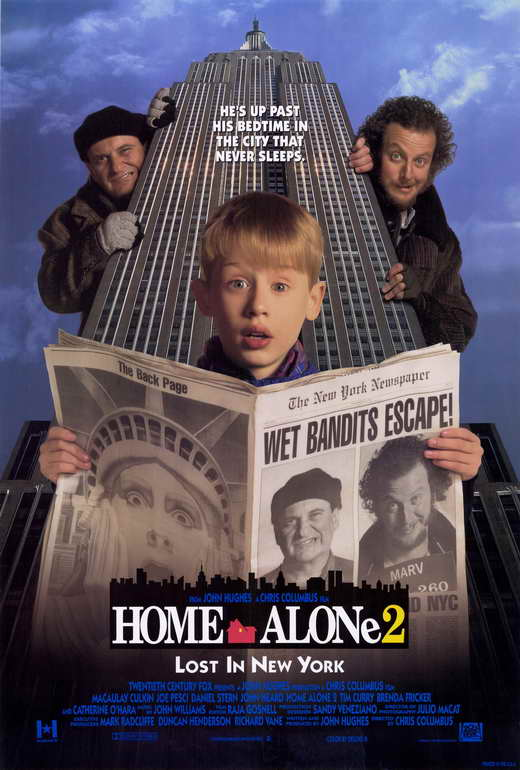 Home Alone 2: Lost in New York (1992) - IMDb