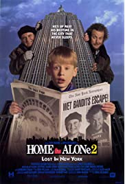Home Alone 2: Lost in New York (1992) film en francais gratuit