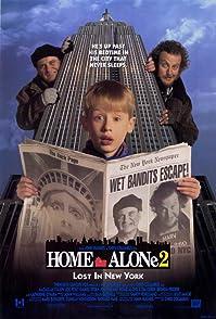 Home Alone 2: Lost in New Yorkโดดเดี่ยวผู้น่ารัก 2 ตอน หลงในนิวยอร์ค