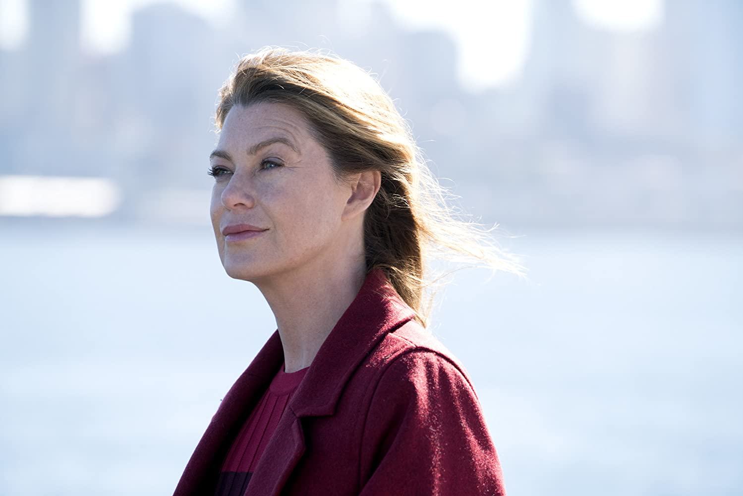 At This Point, Ellen Pompeo Might Just Play Meredith Grey Forever