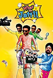 What the Jatt!! Poster