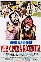 Between Miracles (1971) Poster