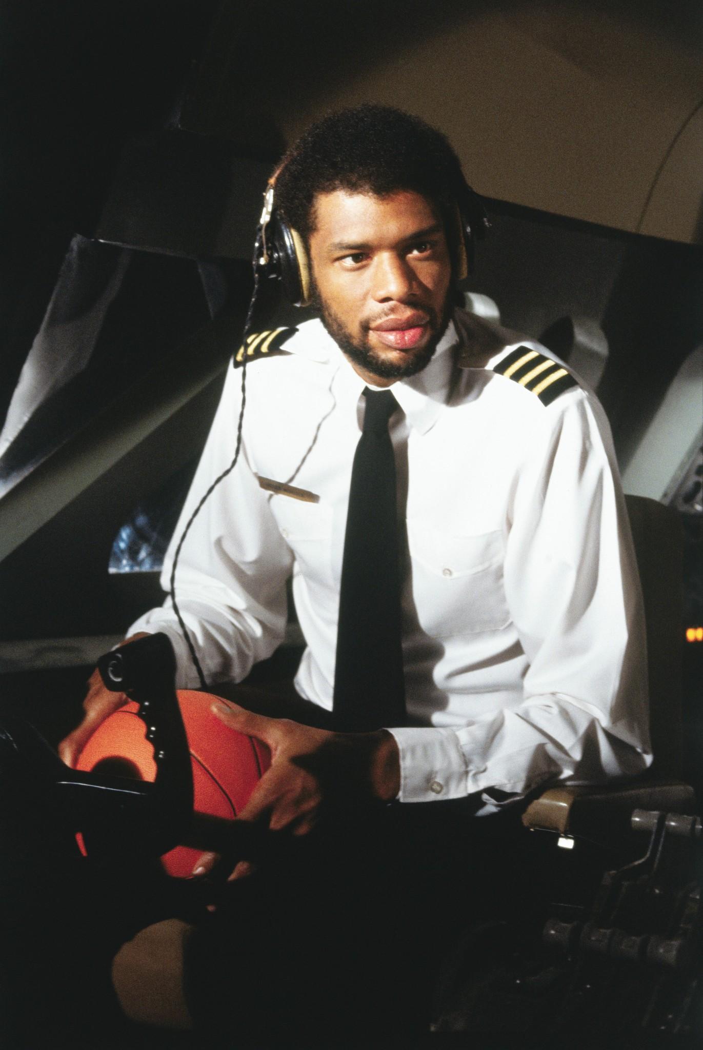 Kareem Abdul-Jabbar in Airplane! (1980)
