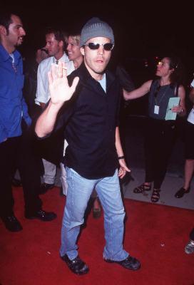 Stephen Dorff at an event for Money Talks (1997)