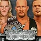 Steve Austin, Chris Benoit, Booker Huffman, and Chris Jericho in King of the Ring (2001)