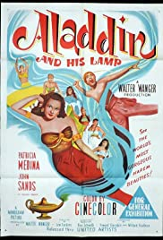 Aladdin and His Lamp Poster