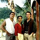 Rowena King, Rene Naufahu, and William Snow in Tales of the South Seas (1998)