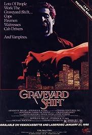 Graveyard Shift(1987) Poster - Movie Forum, Cast, Reviews
