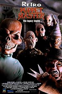 Retro Puppet Master Jeff Burr