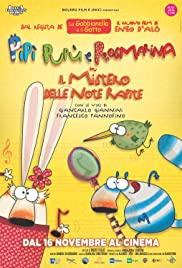 Pipi, Pupu & Rosemary: the Mystery of the Stolen Notes Poster