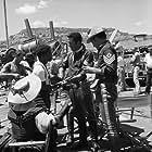 Dean Martin and Sammy Davis Jr. in Sergeants 3 (1962)
