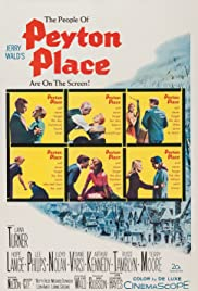 Peyton Place (1957) Poster - Movie Forum, Cast, Reviews