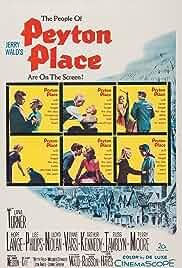 Watch Movie Peyton Place (1957)