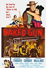 Naked Gun(1956) Poster - Movie Forum, Cast, Reviews