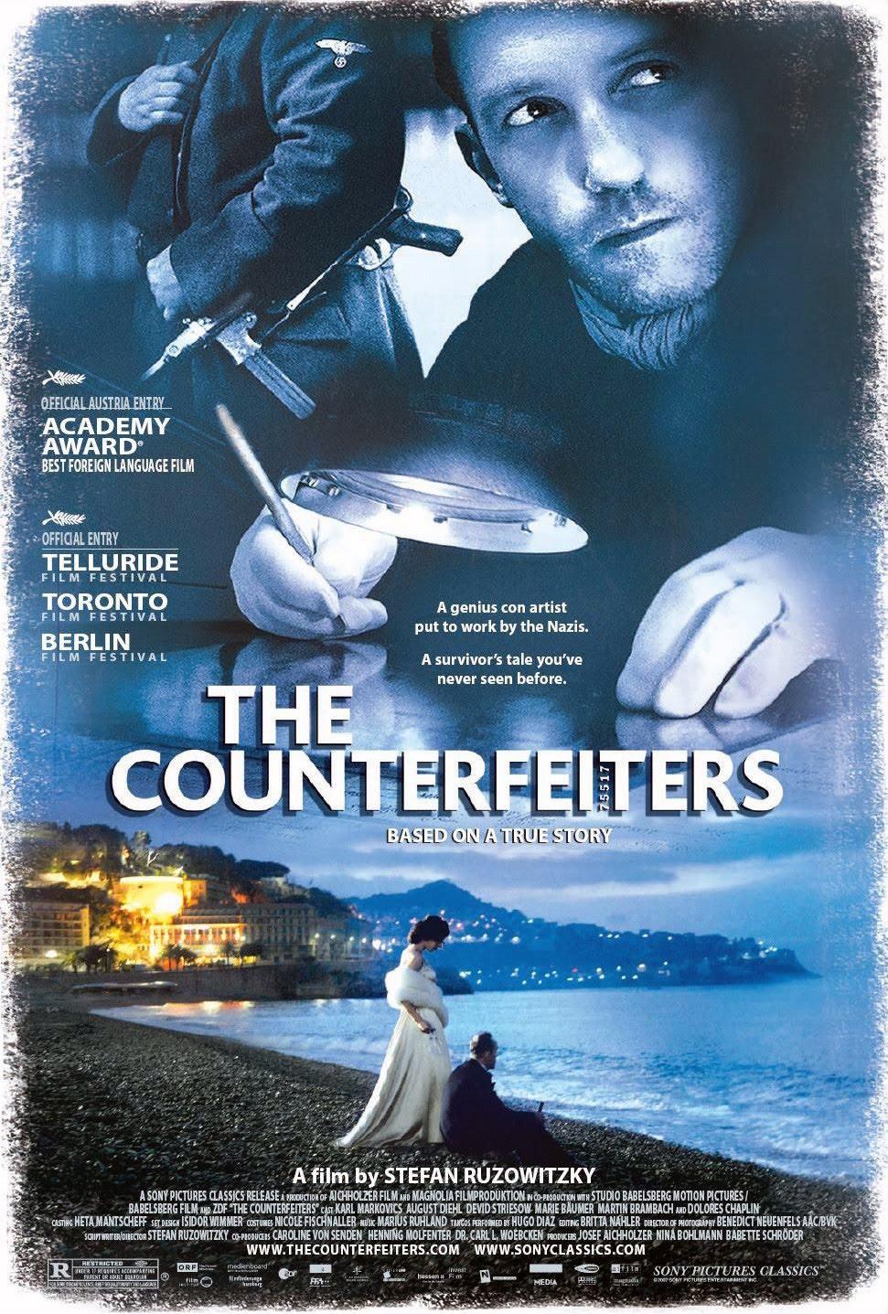 KLASTOTOJAI (2007) / THE COUNTERFEITERS