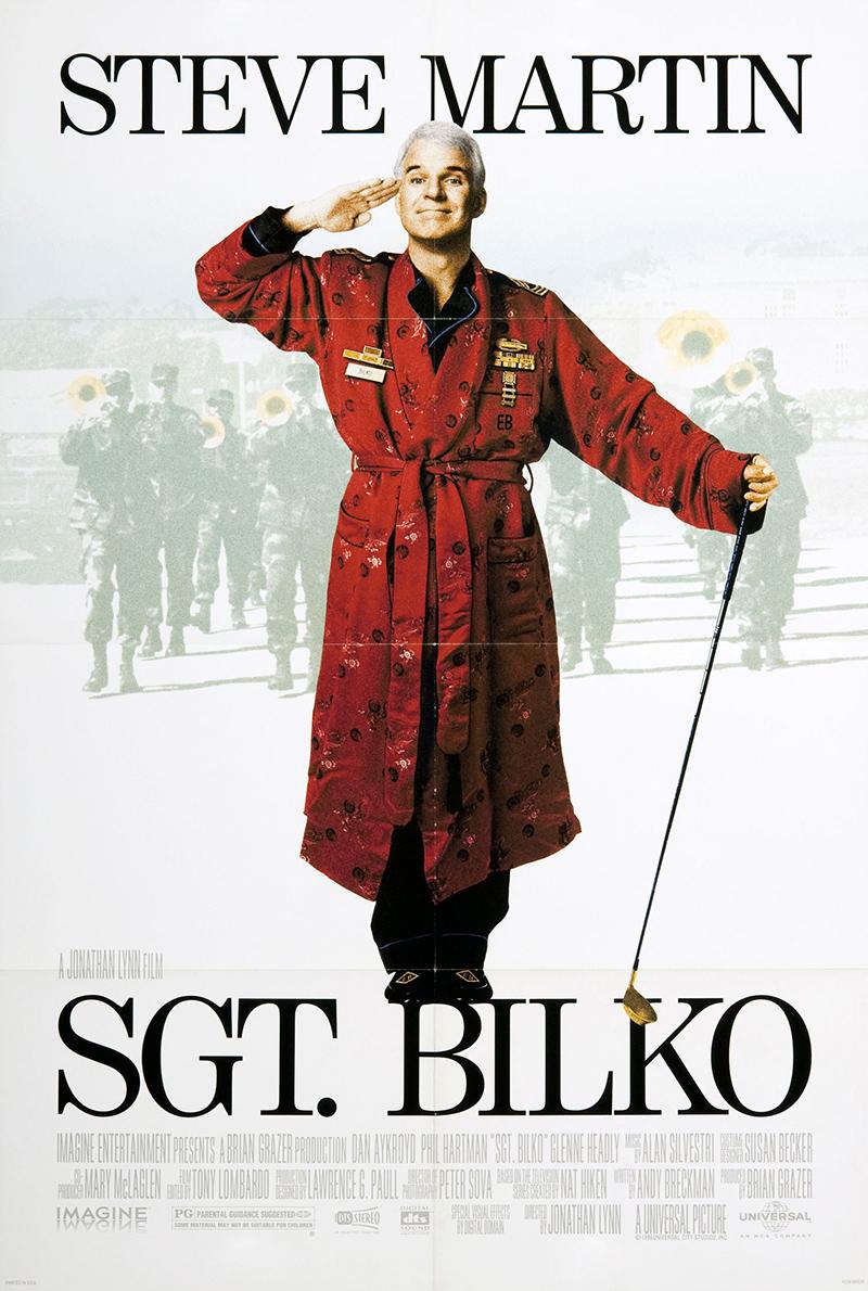Sgt. Bilko (1996) - IMDb