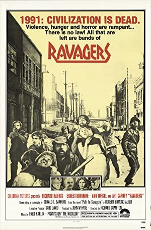 Where to stream Ravagers